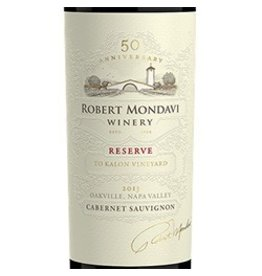 Robert Mondavi Cabernet Sauvignon 2016 ABV 13.5% 750mL