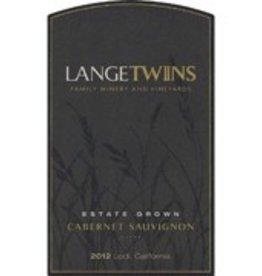 Lange Twins Cabernet Sauvignon 2013 ABV14.4% 750 ML