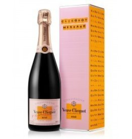 Veuve Clicquot Rose ABV 12.5% 750 ML