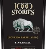 1000 Stories (Bourbon Barrel Aged) Zinfandel 2015 ABV 15.5% 750 ML