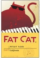 Fat Cat Pinot Noir 2016 ABV 12.5% 750 ml