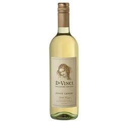 Da Vinci Pinot Grigio 2016 ABV 12.5% 750ML