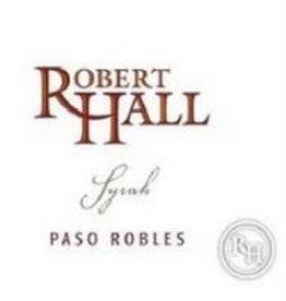 Robert Hall Syrah 2014  ABV: 14.5%  750ml
