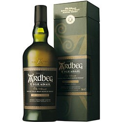 Ardbeg Uigeadail Single Malt Scotch Whisky ABV 54.2% 750 ML
