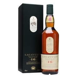 Lagavulin Islay Single Malt Scotch Whisky 16 years ABV 43% 750 ML