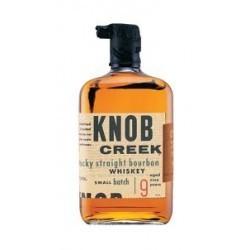 Knob Creek Bourbon Whiskey ABV 50% 750 ML