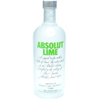 Absolut Lime ABV 40% 750 ML