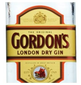 Gordon's London Dry Gin ABV 40% 750 ML