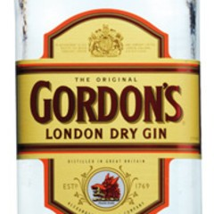 Gordon's London Dry Gin ABV 40% 750 ML