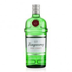 Tanqueray London Gin Proof: 94.6%  50 mL