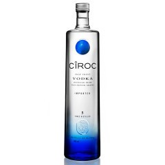 Ciroc Vodka Proof: 80  750 mL