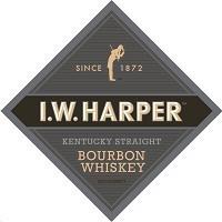 I.W. Harper Bourbon Whiskey ABV: 41% 750 mL