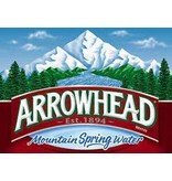 Arrowhead Sparkling Lemon Water 1L