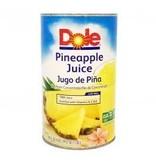 Dole 100% Pineapple Juice 46 oz