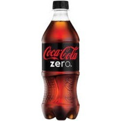 Coke Zero 20 OZ