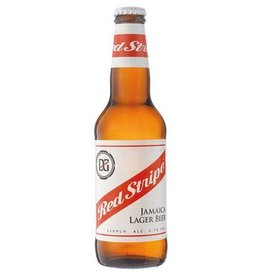 Red Stripe Jamaican Lager Beer ABV 4.7% 6 Pack