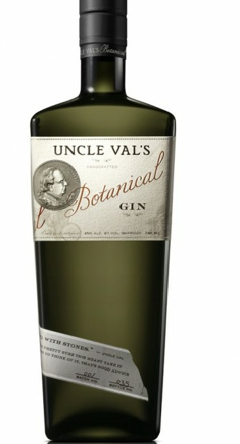 Uncle Val's Restorative Gin ABV 45% 750 ML