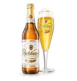 Radeberger Pilsner ABV: 4.8 % 6 pack