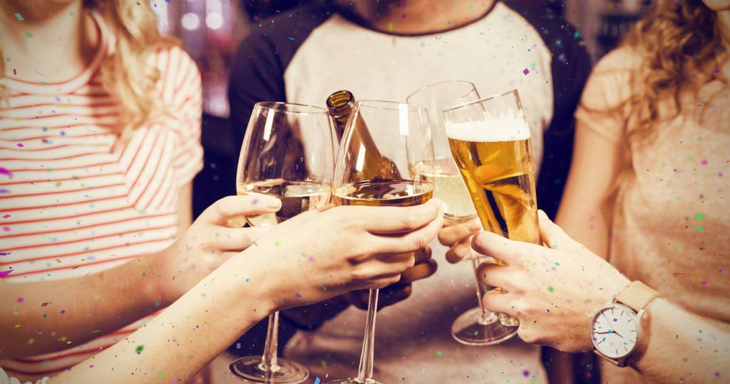 How to host an epic work happy hour