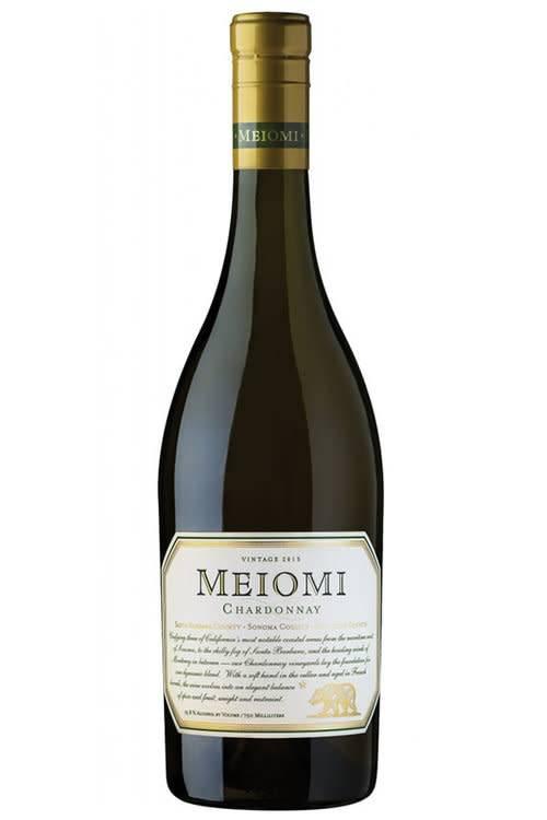 Meiomi Chardonnay 2016 ABV 13.9% 750 ML