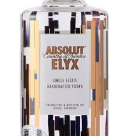 Absolut  Elyx Handcrafted Vodka ABV 42.3% 750 ML