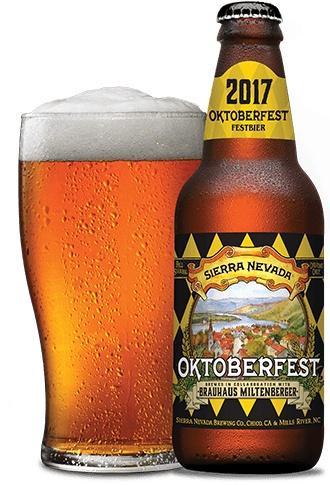 Sierra Nevada Oktoberfest  ABV 6% 6 pack