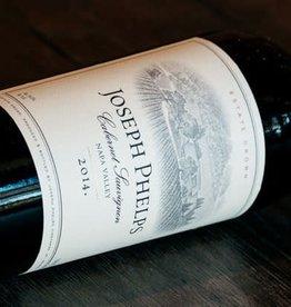 Joseph Phelps Cabernet Sauvignon 2014  ABV 14.5% 750 ML