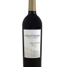 Grayson Cellars Cabernet Sauvignon 2018 ABV 13.5% 750 ML