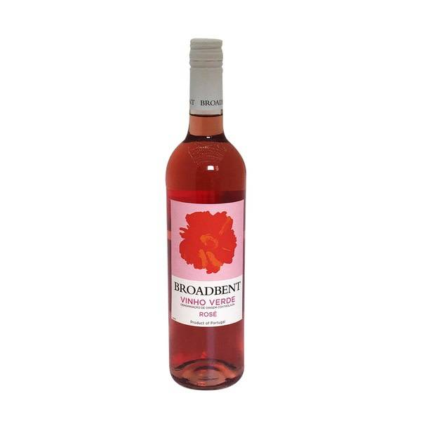 Broadbent Vinho Verde Rose ABV 10% 750 ML
