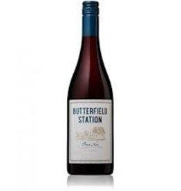 Butterfield Station Pinot Noir 2019 ABV 13.5% 750 M