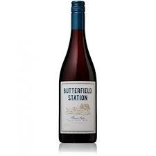 Butterfield Station Pinot Noir 2019 ABV 13.5% 750 M