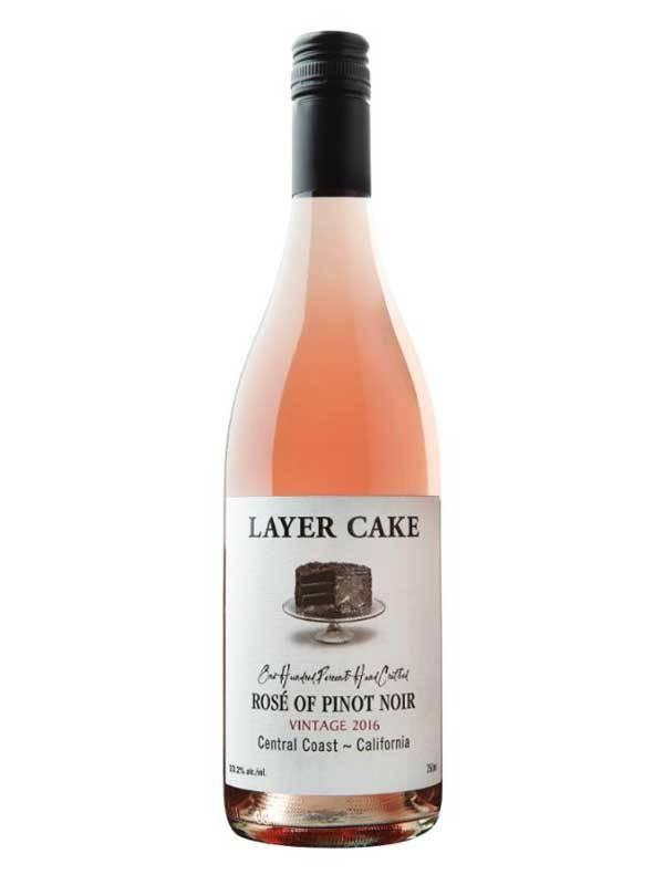 Layer Cake Rose 2017 ABV: 13.2% 750 mL
