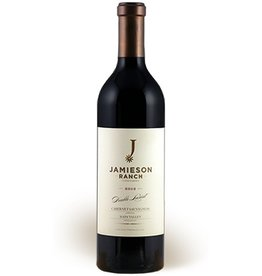 Jamieson Ranch Napa Valley Cabernet Sauvignon Double Lariat 2015 ABV 14.5%   750 ML
