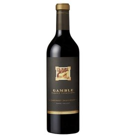 Gamble Family Napa Valley Cabernet Sauvignon 2014 ABV 14.1%  750 ML