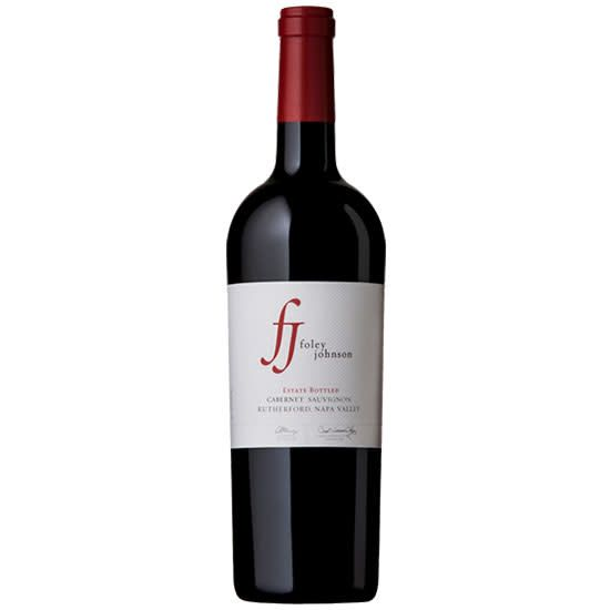 Foley Johnson Rutherford Cabernet Sauvignon 2014 ABV 750 ML