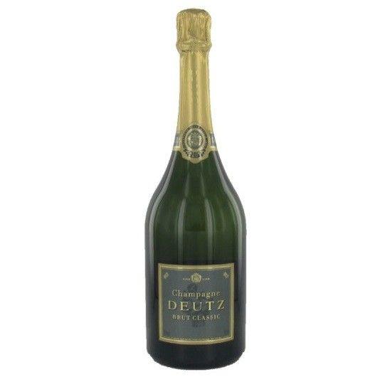 Champagne Deutz Brut Classic ABV 12 % 750 ML