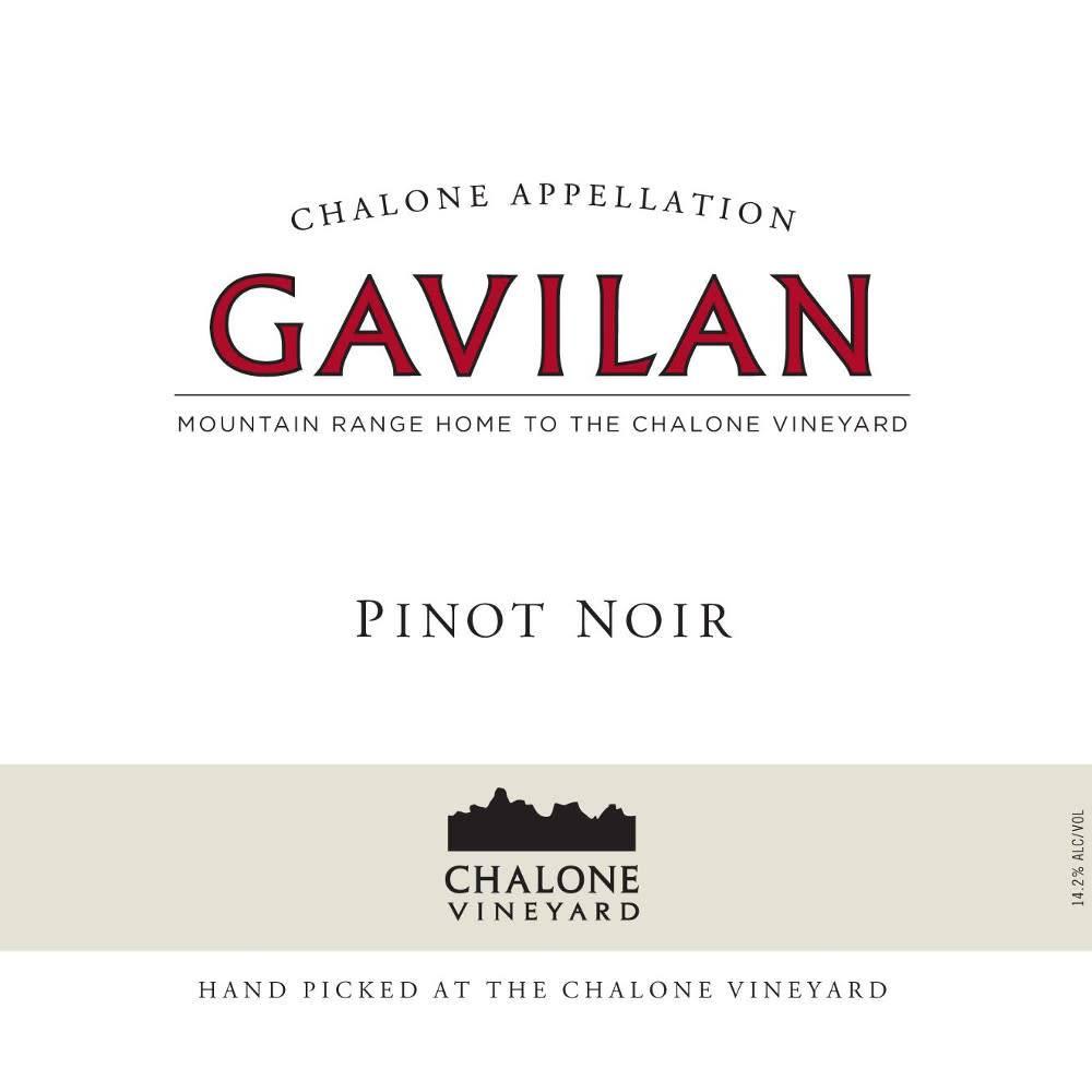 Chalone Vineyard Pinot Noir 2016 ABV 14.1%  750 ML