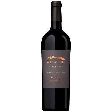 Chalk Hill Estate Red Wine 2015 ABV 14.9% 750 ML