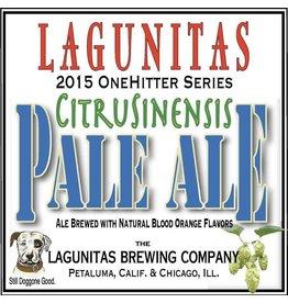 Lagunitas Citrusinensis Pale Ale ABV 7.5% 6 packs