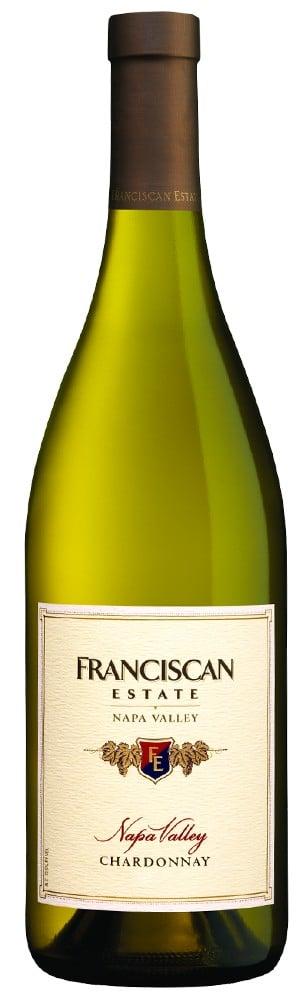 Franciscan Chardonnay 2015 ABV 13.5% 750 ML