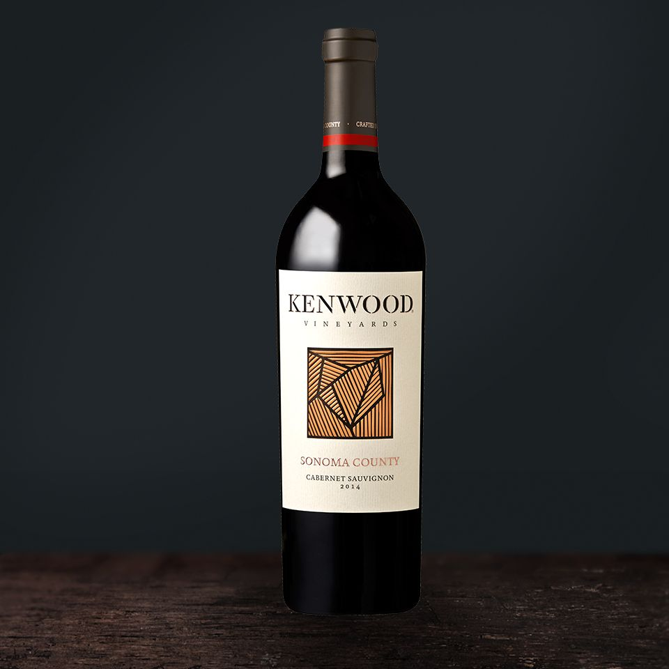 Kenwood Sonoma Cabernet Sauvignon 2014  ABV 13.5% 750 ML