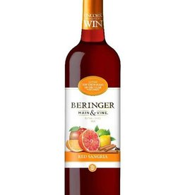 Beringer Main & Vine Red Sangria ABV 9 % 750 ML