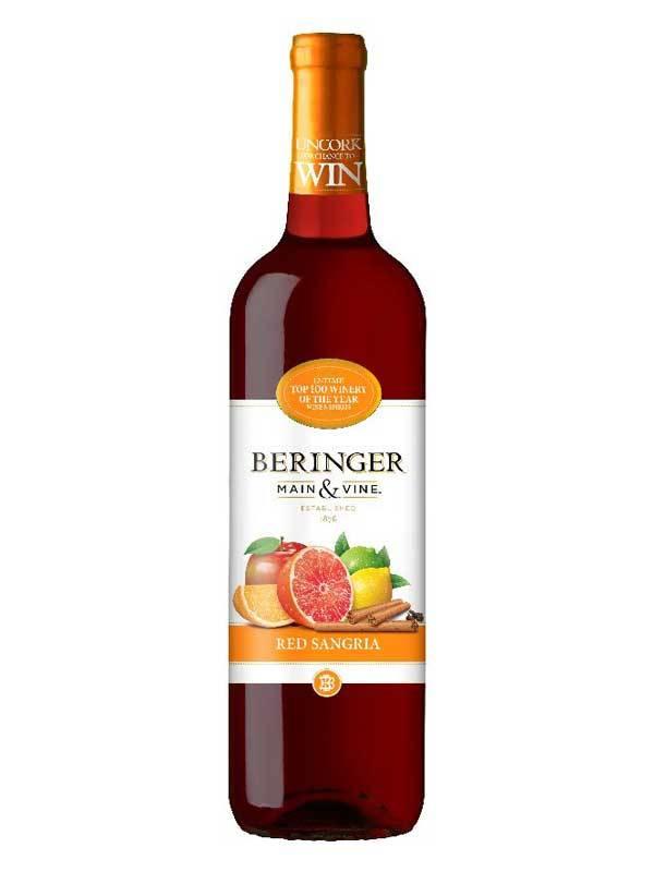 Beringer Main Vine Red Sangria ABV 9 750 ML