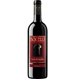 Bocelli Tenor Red 2015 ABV 13% 750 ML