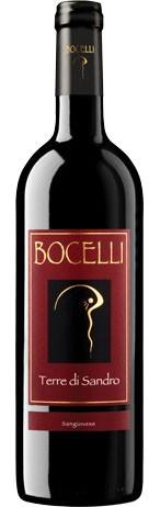 Bocelli Tenor Red 2015 ABV 13% 750 ML
