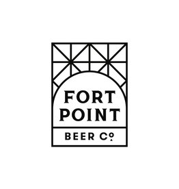 Fort Point Export Lager ABV 5.2 % 6 Packs