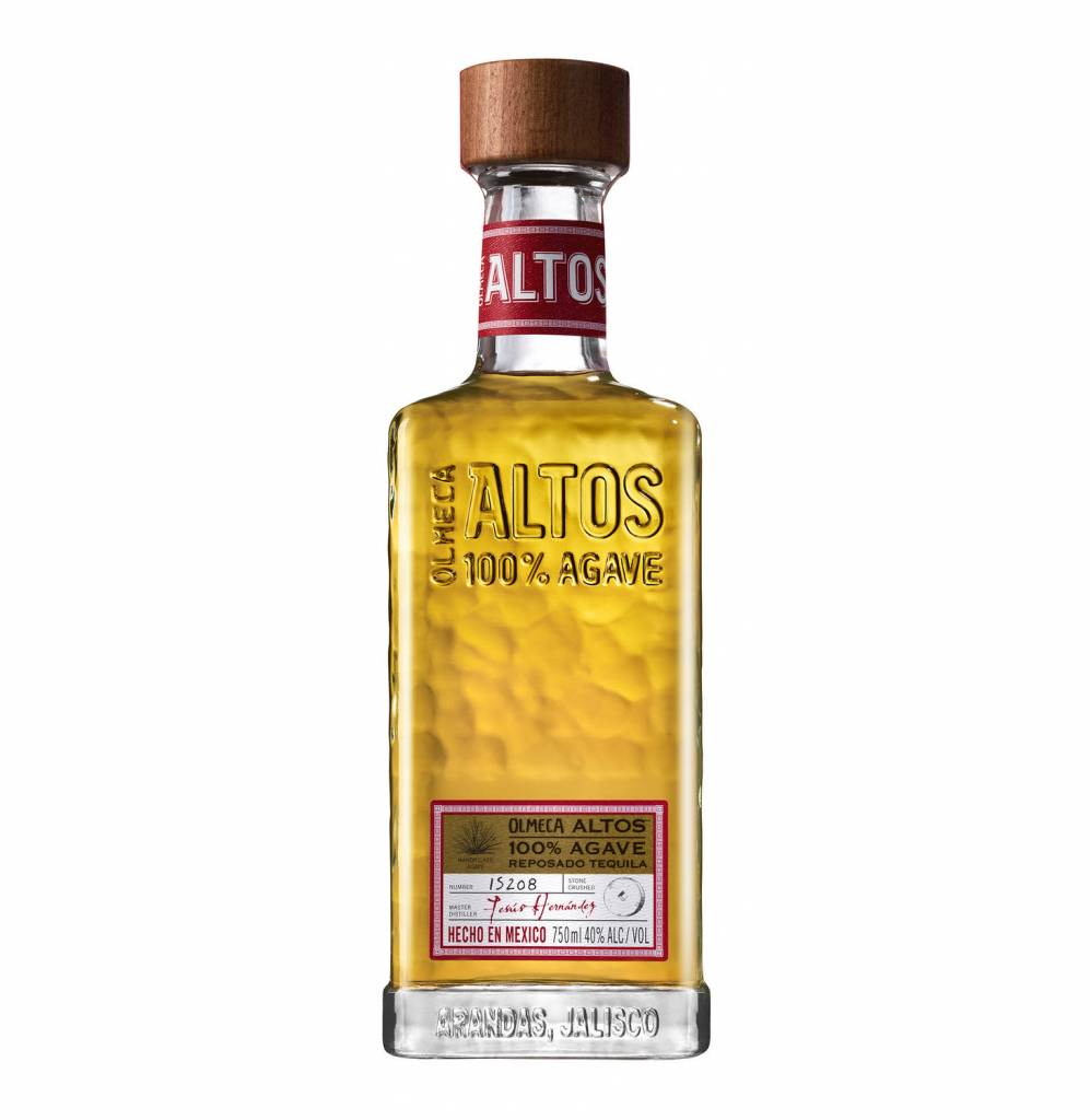 Olmeca Altos Reposado ABV 40 % 750 ML