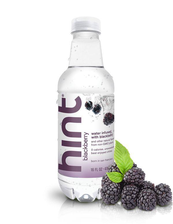 Hint Water Blackberry 16 OZ