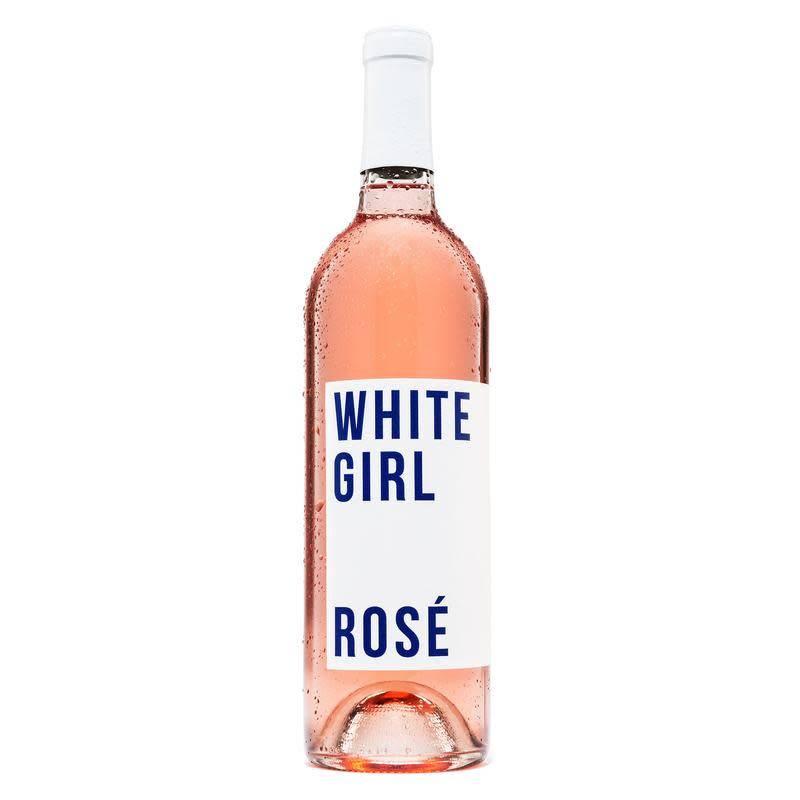 White Girl Rose 2016 ABV 12% 750 ML