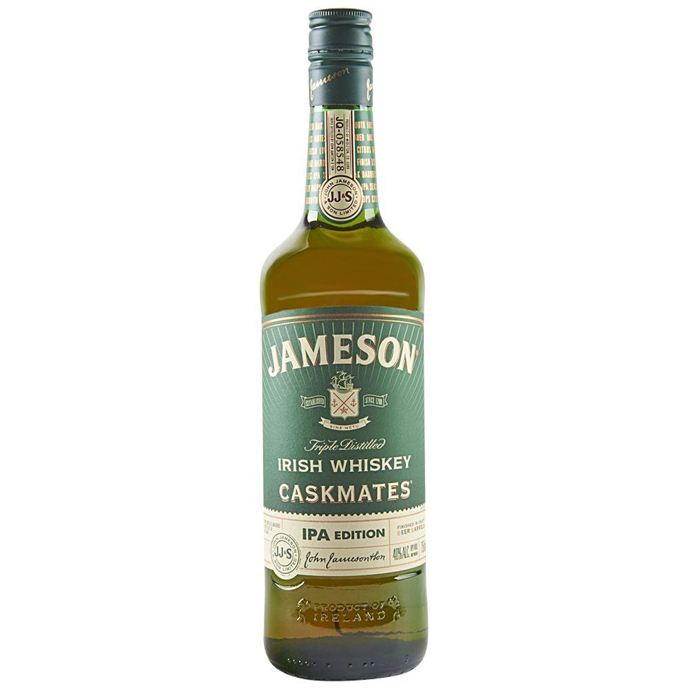 Jameson Irish Whiskey Caskmates IPA Edition ABV 40% 750 ML